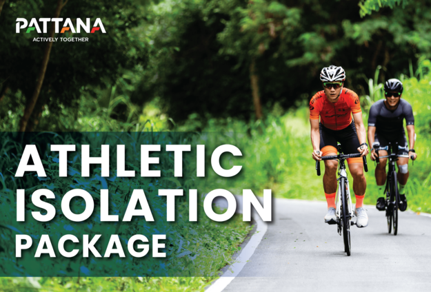 Athletic Isolation Package