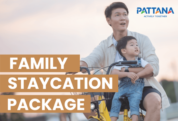 Family Staycation Package